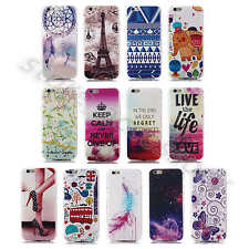 For Samsung LG Phone Thin Premium TPU Soft Rubber Silicone Gel Fitted Case Cover