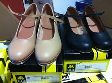 BLOCH TAP DANCE SHOES 323L 323 Ladies Showtapper TAN -- NEW retails $47