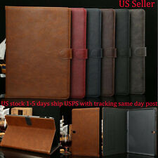 """Folio PU Leather Smart Cover Case for Samsung Galaxy Tab Pro 10.1"""" SM-T520 T525"""
