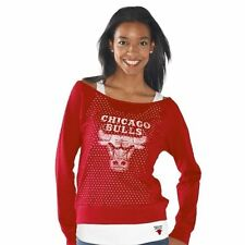 Chicago Bulls Womens Holy Long Sleeve T-Shirt and Tank - Red - NBA