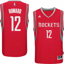 Dwight Howard Houston Rockets adidas Player Swingman Road Jersey - Red - NBA