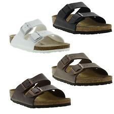 New Birkenstock Arizona Mens Womens Sandals Ladies Shoes Size UK 3-15