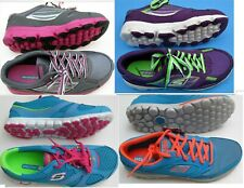 New Skechers EZ Flex Intricate,Gratis Running Wild,Synergy Confetti Wmn Pick 1Pr