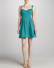 Z Spoke by Zac Posen Teal Fit N Flare Sleeveless W/Pockets Dres NWT Various Size