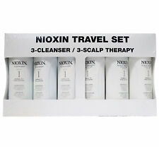 Nioxin Travel Size Duo 3 Sets Fine Hair  Choose System  1,  2,  3,  4 , 5 or 6