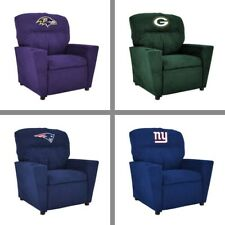 Choose Your NFL Team Color Microfiber Tween Recliner Arm Chair by Imperial