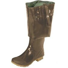 Hodgman Caster Rubber Hip boots Waders 8  9 11 12 insulated foot CLEATED  NEW