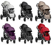 Brand New Baby Jogger City Select Stroller Double Pram - Free Second Seat