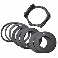 Aluminum 49/52/55/58/62/67/77/82mm Adapter Ring Filter holder for Cokin P series