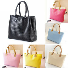 Women Leather Messenger Handbag Shoulder Bag Lady Tote Purse Satchel Large Bags