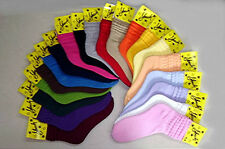 Womens Slouch Socks 9-11  PICK YOUR COLOR - FREE SHIPPING
