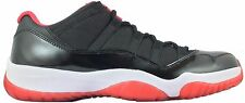 Nike Air Jordan 11 XI Bred Low Retro True Red Black 528895 012