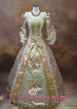 new lady Victorian Gothic Period Dress Ball Gown Theare Clothing dress NO.2