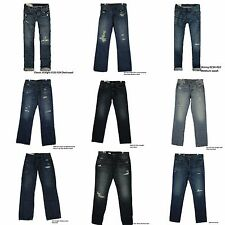 NWT ABERCROMBIE & FITCH MEN`S JEANS A&F STRAIGHT / SLIM / SKINNY ALL SIZES
