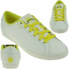 K-Swiss ALL COURT TENNIS Leather Trainers white 82674136