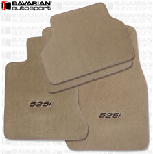 BMW E30 318ic 325ic Custom Embroidered Touring Floor Mat Set 1989-1993