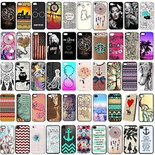 Beautiful Painted Pattern hard Case Cover back skin For iPhone 4s 5s/5c 6 6Plus