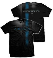 Thin Blue Line / Sheepdog T-shirt from Ranger up for Police, Law Enforcement