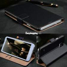 For Sumsung S3 S4 S5 Note 2/3 Flip Wallet Leather Case Cover Stand Luxury ES9P