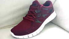 NIKE FREE RUN 2 NSW Gr 42-43-44-45 TEAM RED/BLACK-COOL GREY US 8,5-9,5-10-11 NEU