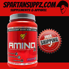 BSN Amino X BCAA EAA Complete Acid Formula Hydration Recovery Repair Protein