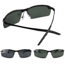 Polarized Sunglasses Mens Fashion Frame Sports Glasses Outdoor Eyewear FST