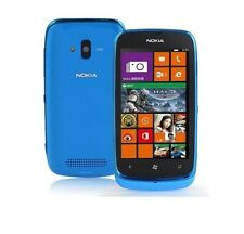 Nokia Lumia 610 blue RM-835 Unlocked GSM Windows 7.5 OS WiFi Free Shipping