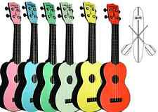 Waterman Makala Water Resisant School Soprano Ukulele Fitted With Aquila Strings