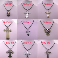 Any style Stainle Steel Pendant Necklace Chain Fashion Jewelry charms~Big sale