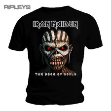 Official T Shirt IRON MAIDEN Eddie   Book of Souls All Sizes