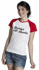 Daddy's Lil Monster Cosplay T-shirt Suicide Squad Harley Quinn Little Monster