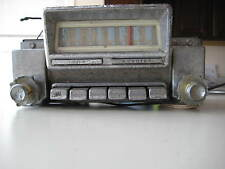 1956 1957 1958  Mercury Town and Country Radio  Original AM