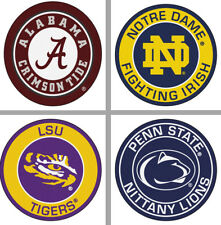 """Choose Your NCAA College Team 27"""" Roundel Area Rug Floor Mat by Fan Mats"""