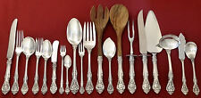 Gorham KING EDWARD Sterling Silver 1936 Silverware Flatware Pieces YOUR CHOICE