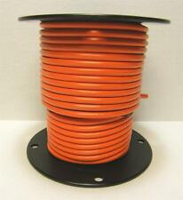 8 AWG Kalas Tinned Primary Wire Marine 25 to 100 Foot Lengths Orange