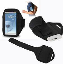 Running Sport Armband Arm Skin Case Cover Bag Pouch for Samsung Galaxy S6 EDGE +