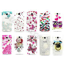 Ultra Slim Series Pretty TPU Silicone Gel Lush Soft Case Cover For Various Phone