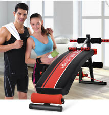 Brand New AB Sit Up Bench Board Abdominal Crunch Fitness Workout Gym Exercise