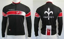 Wilier Triestina Team Speed Jersey Kit long sleeve black NEW