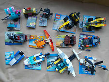 NEW LEGO VEHICLES PARTY BAG FILLER PARTY FAVOUR LOOT BAG PINATA PRIZE WEDDING