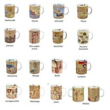 Könitz Cup Knowledge Mug Porcelain Coffee Mug
