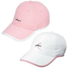 WILSON HOPE WOMEN'S CAP HAT TENNIS NEW WHITE  OR PINK