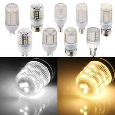 3W/4W/6W E27/E14/G9 SMD LED Bulb Corn Light Warm White Lamp with Cover