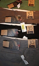 CARGO by ROUNDTREE & YORKE Mens Cargo Shorts 30 Flat Front NWT F-722  Box 100