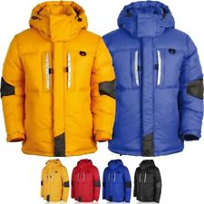 Waterproof Hooded Wellon Down Coat Jacket Parka Thicken Outer Overcoat Winter