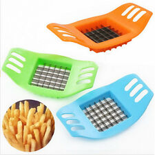French Fry Potato Chip Cut Cutter Vegetable and Fruit Slicer Kitchen fruit tool