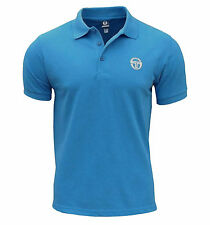 Sergio Tacchini Men's Heigham Polo T Shirt wedgewood blue