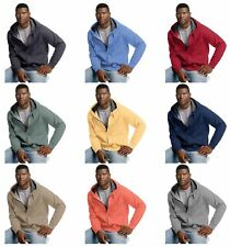 Hanes Mens Premium Lightweight 7.2oz Fleece Full Zip Hoodie (N280)