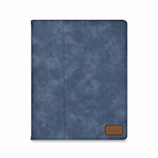 iLuv ICC824 Great Jeans Leatherette Carrying Folio Case for iPad, NEW