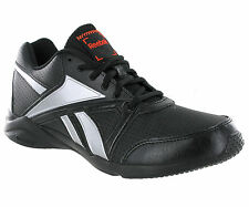 New Womens Reebok Reesculpt Black Sports Gym Casual Trainers Size 3-8 UK